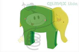 ANIMAL DESARMABLE ELEFANTE