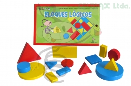 BLOQUES LÓGICOS GRANDES X 48