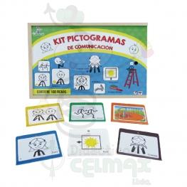 KIT DE PICTOGRAMAS DE COMINICACIÓN