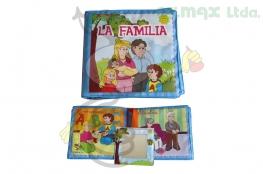 "LIBROS INFANTILES ""LA FAMILIA"""