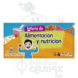 LOTERÍA DE ALIMENTACIÓN Y NUTRICIÓN