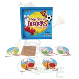 """""""SPORTS"""" MEMORY GAME"""