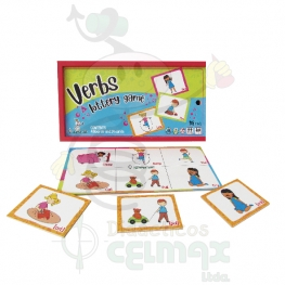 """VERBS"" LOTTERY GAME"