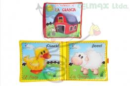 """LIBROS INFANTILES """"lOS ANIMALES DE lA GRANJA"""""""